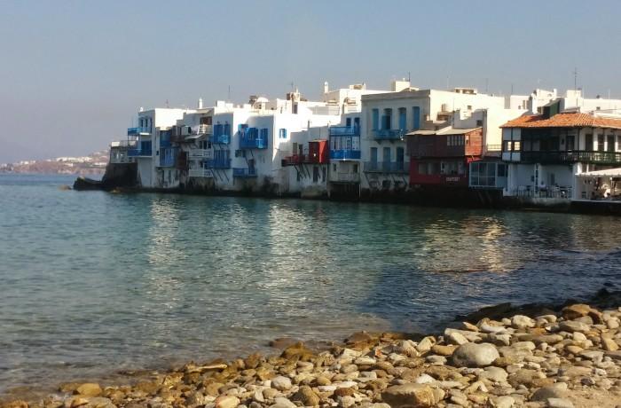 Little Italy on Mykonos