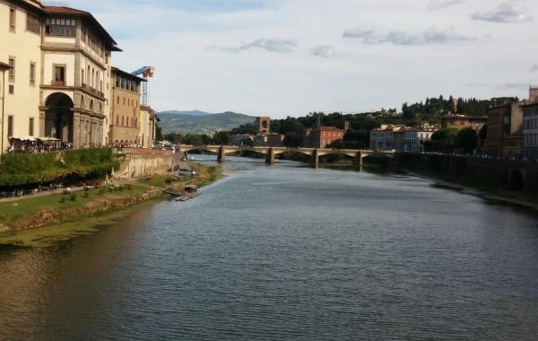 Florence on Ponte Vecchio