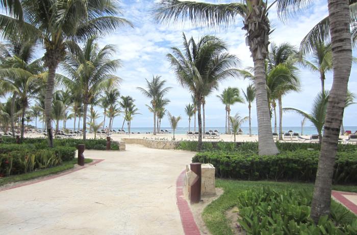 Maya Beach Walk