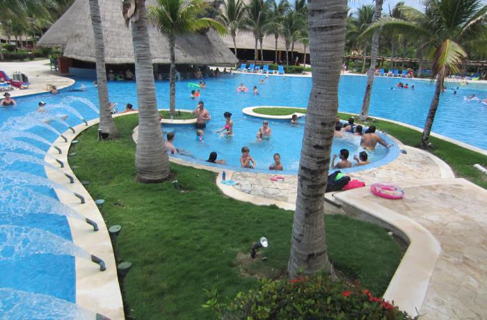Maya Beach Pool