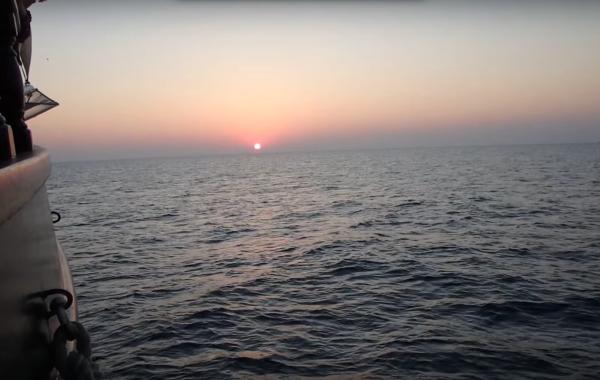 Sunset in Santorini – Video